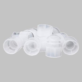 Doppen plastic reageerbuis