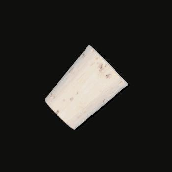 Kurk voor reageerbuis 16mm